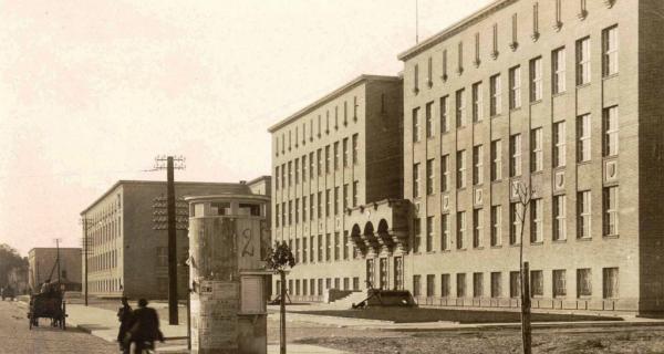 Państwowa Szkoła Morska w Gdyni (1930-1939), fot. Archiwum AMG