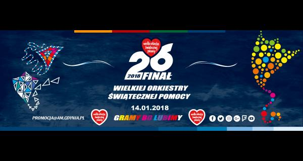 Akademia Morska w Gdyni dla 26. Finału WOŚP