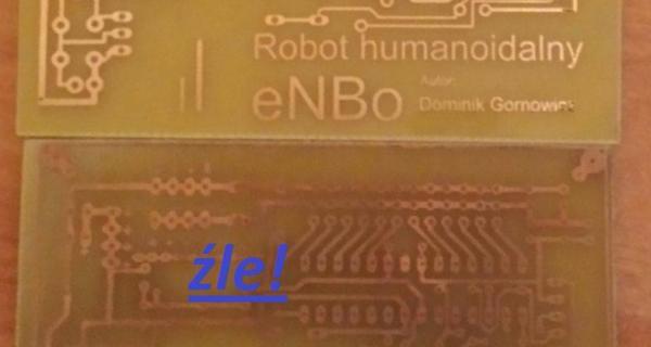 Robot eNBo