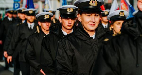 Parada Niepodległości w Gdyni, fot. Katarzyna Okońska