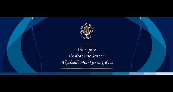 Uroczyste posiedzenie Senatu