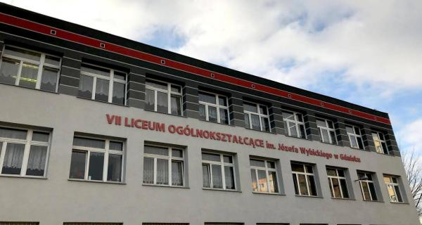 VII Liceum Ogólnokształcące w Gdańsku, fot. Izabela Bednarska