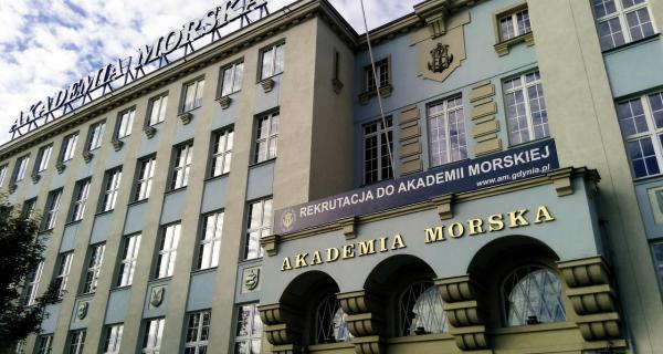 Rekrutacja na studia w Akademii Morskiej w Gdyni