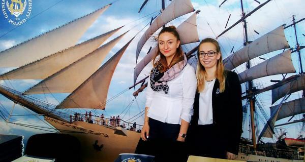 Akademia Morska w Gdyni podczas Targów Edukacyjnych, fot. Magdalena Zajk