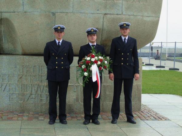 Studenci Akademii Morskiej w Gdyni
