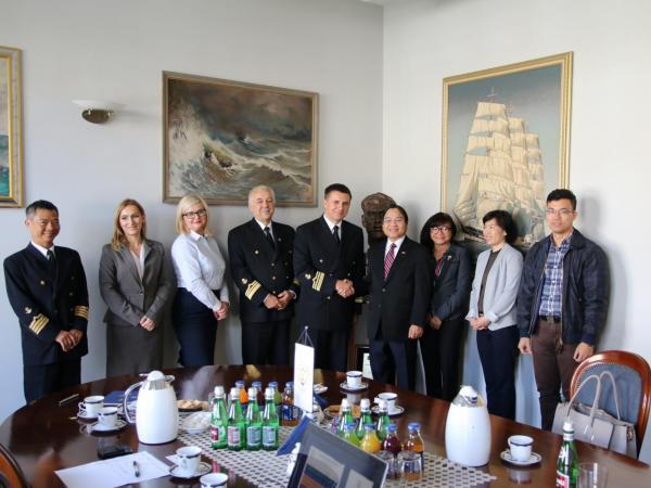 Wizyta Ambasadora Wietnamu