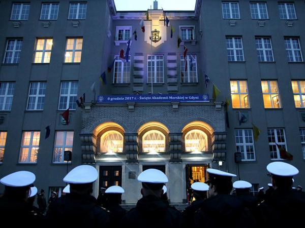 Święto Akademii Morskiej w Gdyni